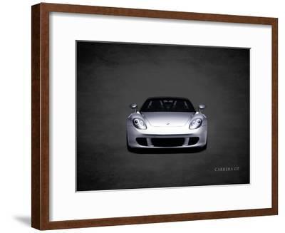 Porsche Carrera GT-Mark Rogan-Framed Giclee Print