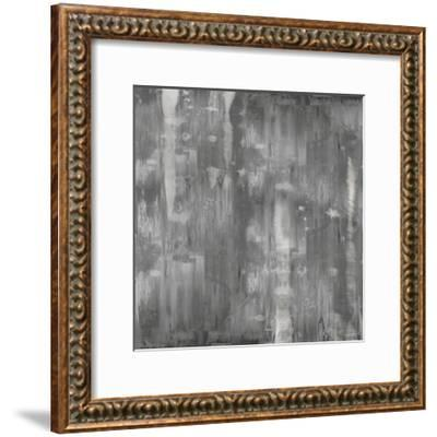 Variations in Grey-Justin Turner-Framed Giclee Print