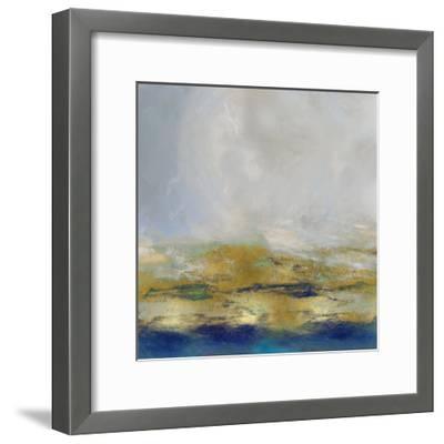 Terra in Aqua-Jake Messina-Framed Giclee Print