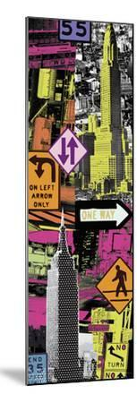 Downtown I-Tom Frazier-Mounted Giclee Print