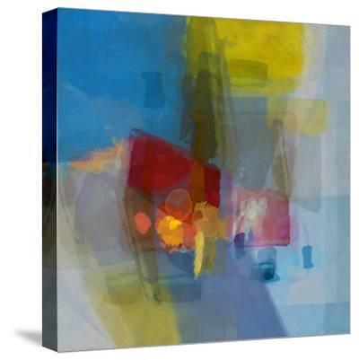 Galactic IV-Michael Tienhaara-Stretched Canvas Print