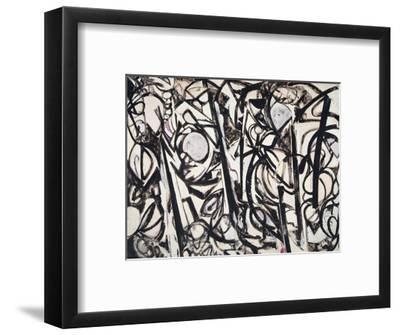 Gothic Landscape, 1961-Lee Krasner-Framed Art Print