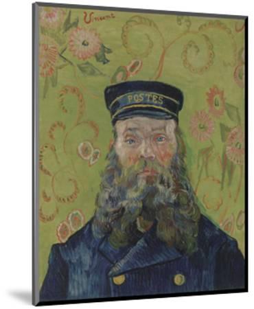 The Postman (Joseph-Etienne Roulin), 1889-Vincent van Gogh-Mounted Art Print