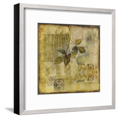 Botanical Motif IV-Augustine-Framed Giclee Print