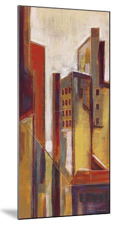 Midtown II-Giovanni-Mounted Giclee Print