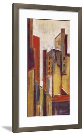 Midtown II-Giovanni-Framed Giclee Print