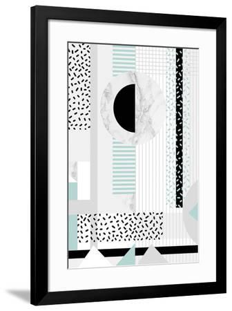 Seattle-Myriam Tebbakha-Framed Giclee Print