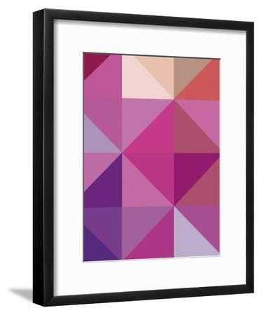 Rainbow V-Tom Frazier-Framed Giclee Print