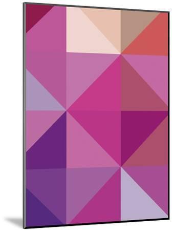 Rainbow V-Tom Frazier-Mounted Giclee Print
