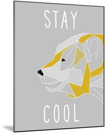 Stay Cool-Myriam Tebbakha-Mounted Giclee Print