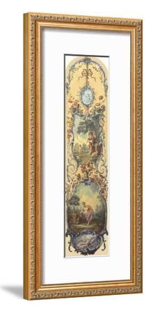 Rustic Pursuits IV-Francois Boucher-Framed Premium Giclee Print