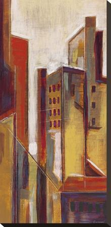 Midtown II-Giovanni-Stretched Canvas Print