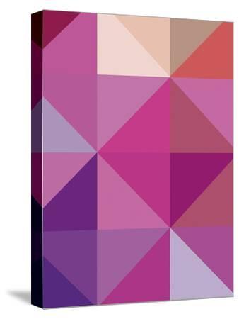 Rainbow V-Tom Frazier-Stretched Canvas Print