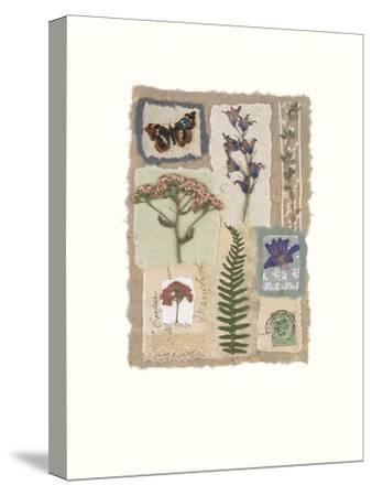 Souvenirs I-Julie Lavender-Stretched Canvas Print