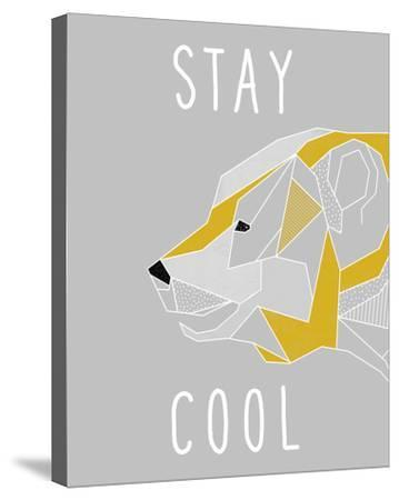 Stay Cool-Myriam Tebbakha-Stretched Canvas Print