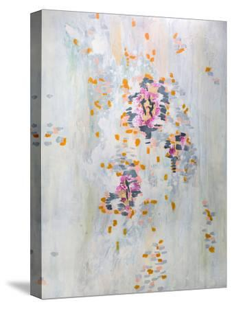 Golden Garden-Christine Olmstead-Stretched Canvas Print