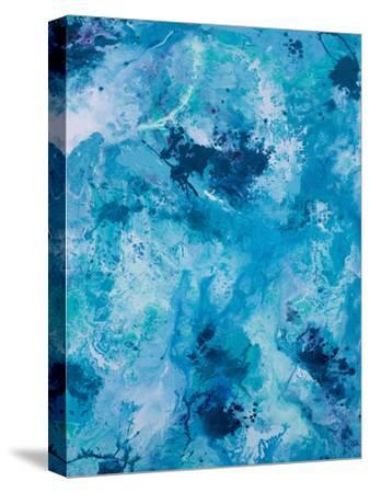 Calm Down-Deb McNaughton-Stretched Canvas Print