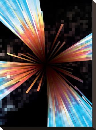 Higgs-Joe Van Wetering-Stretched Canvas Print