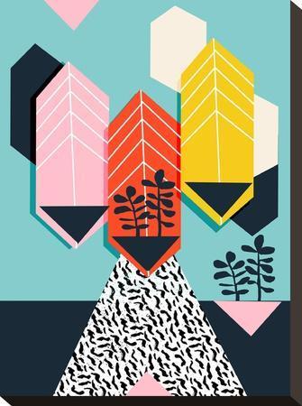 Legit-Wacka Designs-Stretched Canvas Print