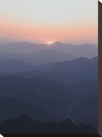 Huanghuacheng China-Luke Gram-Stretched Canvas Print