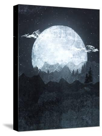 Moonrise-Tracie Andrews-Stretched Canvas Print