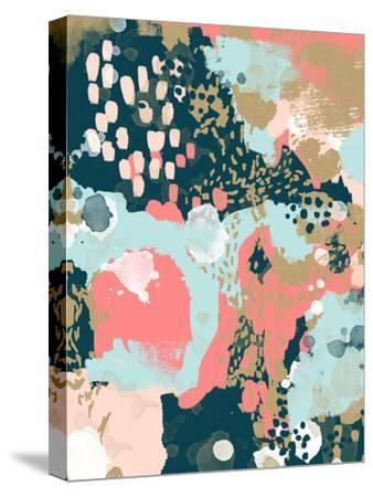 Eisley-Charlotte Winter-Stretched Canvas Print