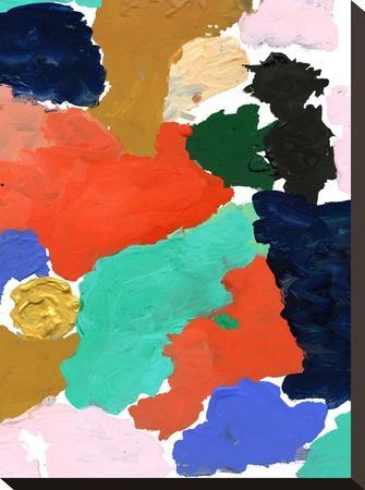 Kara-Charlotte Winter-Stretched Canvas Print