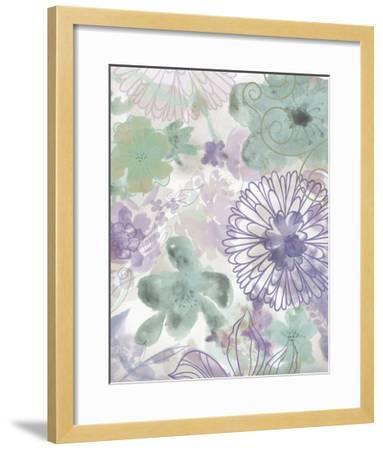 Bouquet of Dreams VIII-Delores Naskrent-Framed Art Print