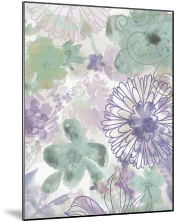 Bouquet of Dreams VIII-Delores Naskrent-Mounted Art Print