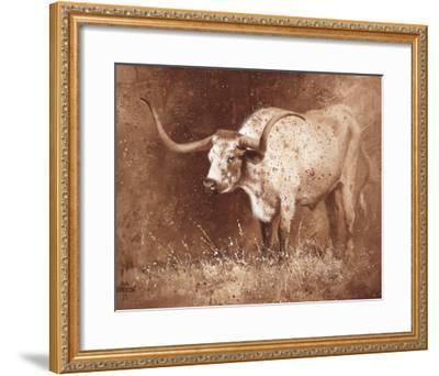 Sienna Speculation-Jack Sorenson-Framed Art Print