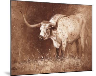 Sienna Speculation-Jack Sorenson-Mounted Art Print