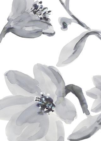 Purity II-Sandra Jacobs-Framed Art Print