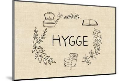 Simply Hygge-Lottie Fontaine-Mounted Art Print