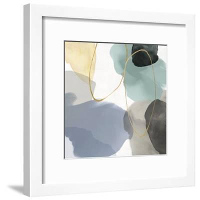 Pebbled Harmony-Paul Duncan-Framed Giclee Print