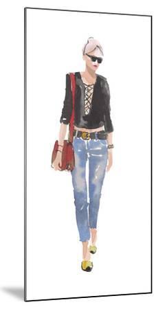 Downtown Cool-Sandra Jacobs-Mounted Giclee Print