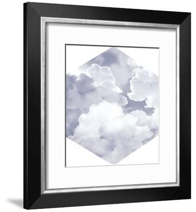 Cloudscape Geo-Alan Lambert-Framed Giclee Print