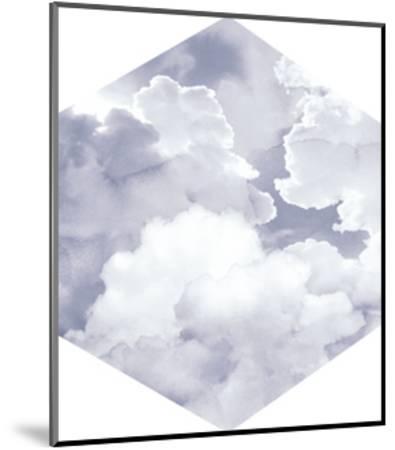 Cloudscape Geo-Alan Lambert-Mounted Giclee Print