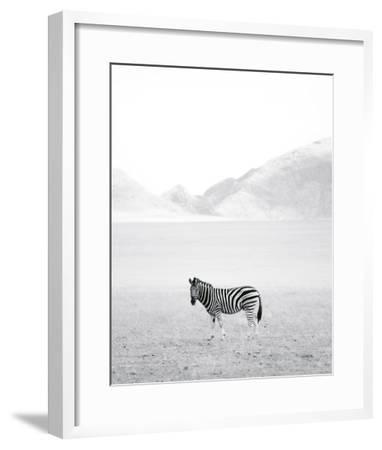Roaming Free - Detail-Lee Frost-Framed Giclee Print