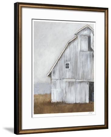 Abandoned Barn II-Ethan Harper-Framed Limited Edition