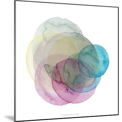 Evolving Planets II-Grace Popp-Mounted Giclee Print