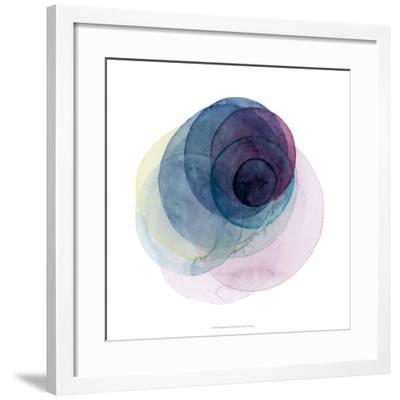 Evolving Planets III-Grace Popp-Framed Giclee Print