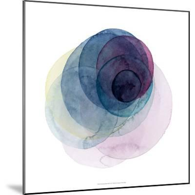 Evolving Planets III-Grace Popp-Mounted Giclee Print