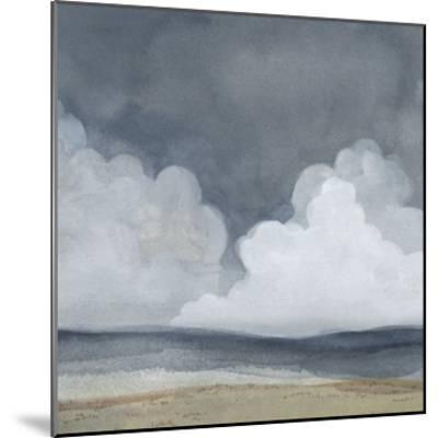 Cloud Landscape II-Emma Scarvey-Mounted Giclee Print