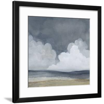 Cloud Landscape II-Emma Scarvey-Framed Giclee Print