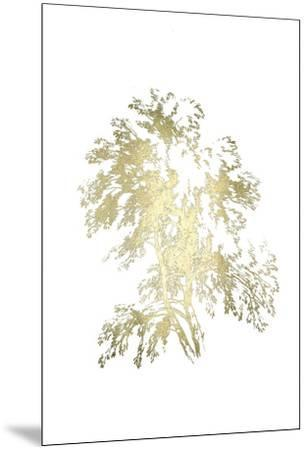 Gold Foil Ash Tree II-Unknown-Mounted Art Print