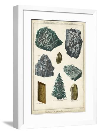 Mineralogie II-Vision Studio-Framed Giclee Print