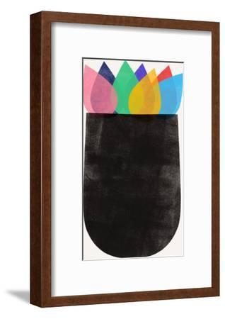 Vase Study 1-Garima Dhawan-Framed Art Print