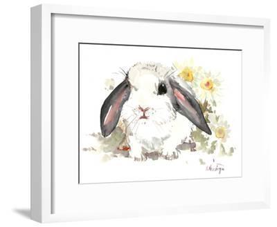 Bunny 7-Suren Nersisyan-Framed Art Print