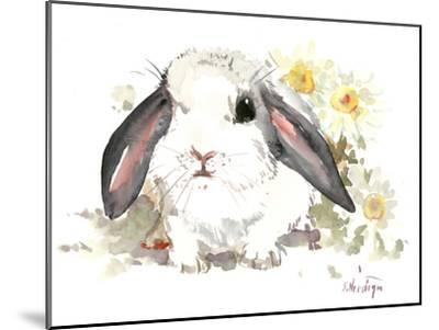 Bunny 7-Suren Nersisyan-Mounted Art Print