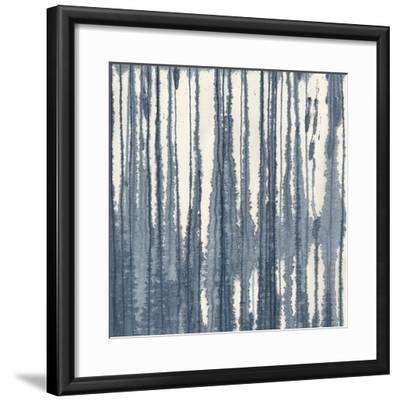 Indigo Muse II-Renee W^ Stramel-Framed Giclee Print